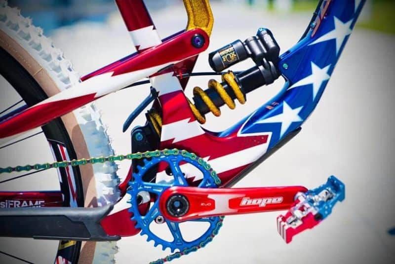Things to Consider When Choosing Mountain Bike Pedals - Design
