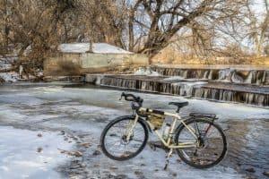 Why No Kickstand on Mountain Bike
