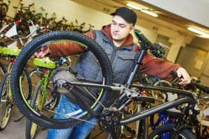 how much does a mountain bike tune up cost