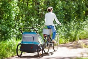 How to Hook Up a Bike Trailer